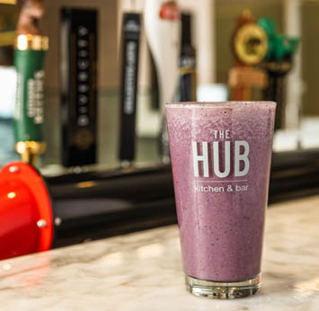 Smoothie from the HUB
