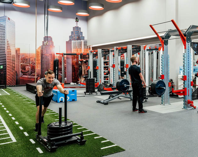 Strength Lab at the Toronto Athletic Club