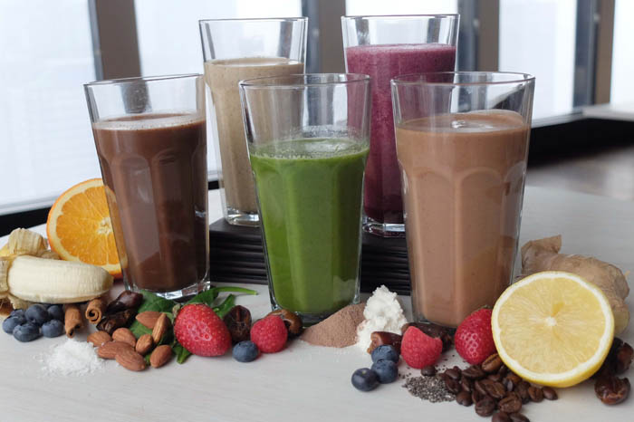 Our new, nutrient-dense, healthy and delicious smoothie options